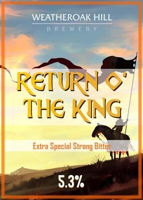 Return O' The King 5.3%