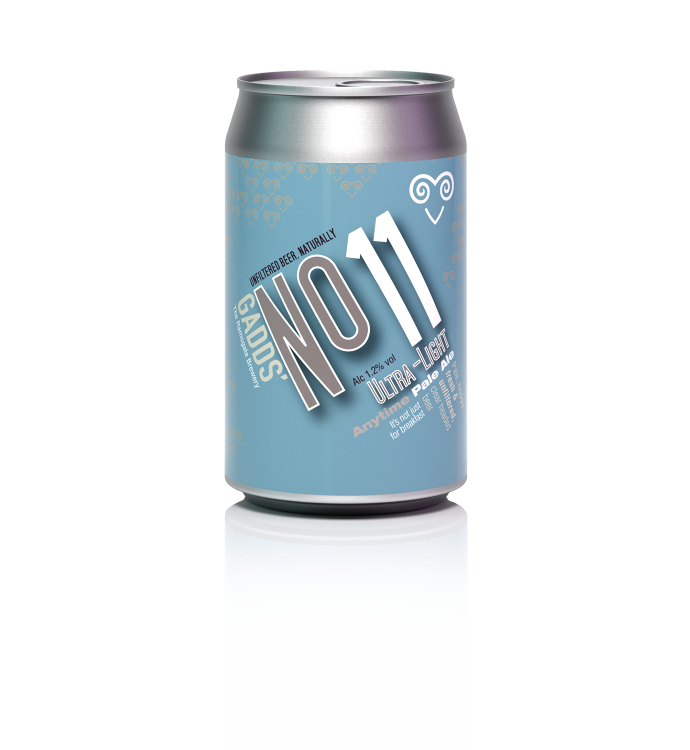 GADDS' No 11 Ultra Light Anytime Pale Ale x12 cans