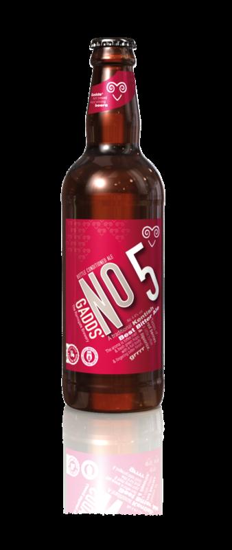 GADDS' No 5 -  single bottle PICK'N'MIX