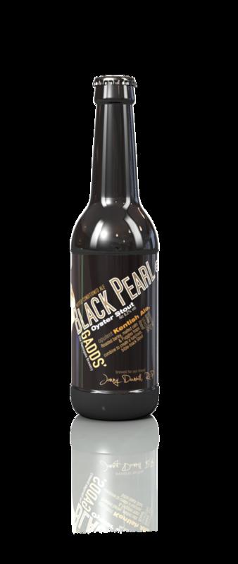 GADDS' Black Pearl - single bottle PICK'N'MIX