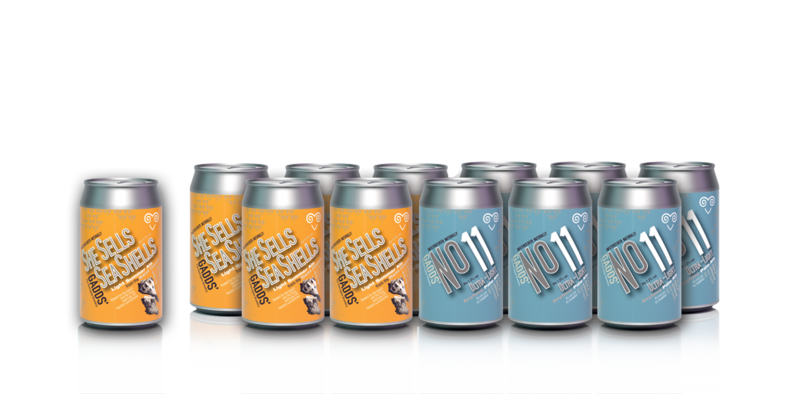 GADDS' Beach Mix x 12 cans