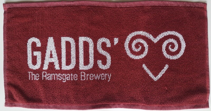 GADDS' bar towel