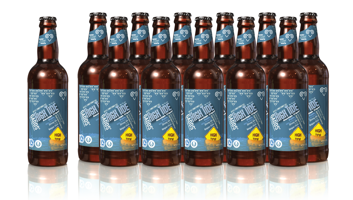 GADDS' High Tide Tripel x12 bottles