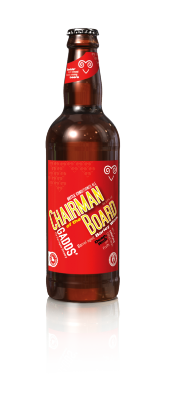 GADDS' Chairman of the Board Barley Wine SINGLE BOTTLE
