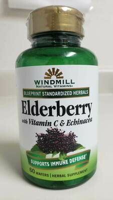 Elderberry with Vitamin C & Echinacea