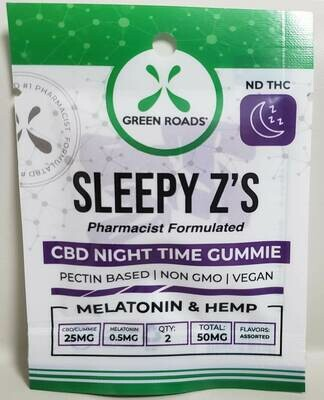 GR Sleepy Z- 2ct (CALL TO ORDER)