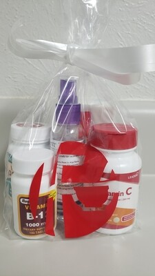Immune Boost Kit with Hand Sanitizer