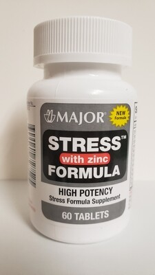 Major Stress with Zinc