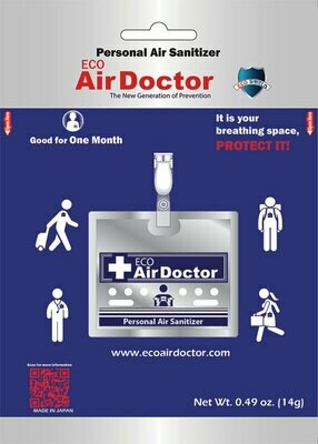 Personal Air Sanitizer Eco AirDoctor