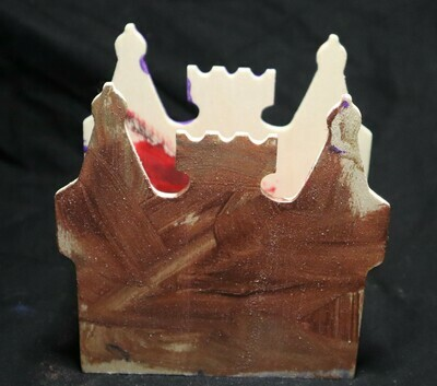 Ray's Castle Wooden Box