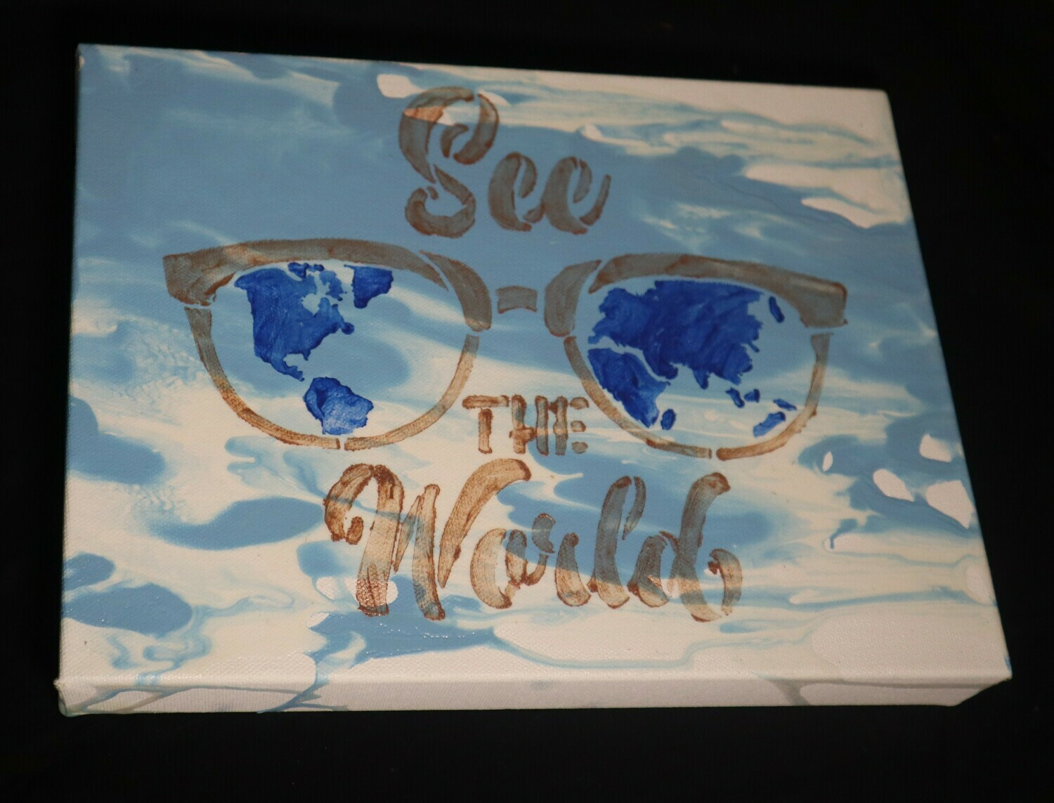 See The World Mable Background