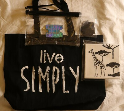 RayandRy's Art Set #4 | Live Simply
