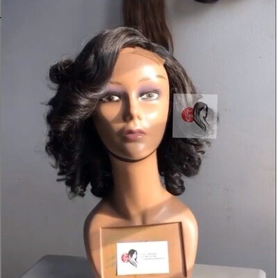 Sexy Bounce Closure Wig