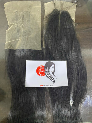 Natural Straight Closure (2 by 4)