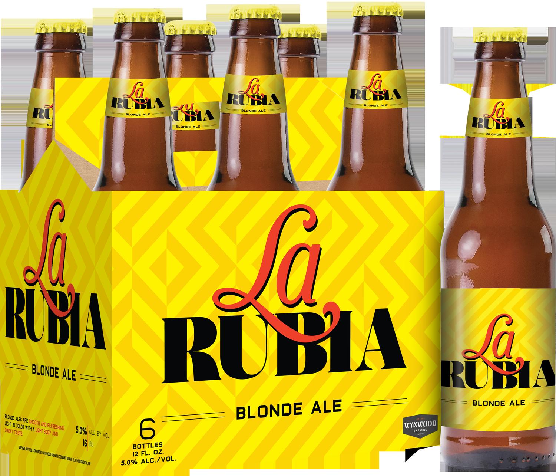 La Rubia (6-Pack Bottles)