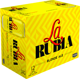 La Rubia (12-Pack Cans)