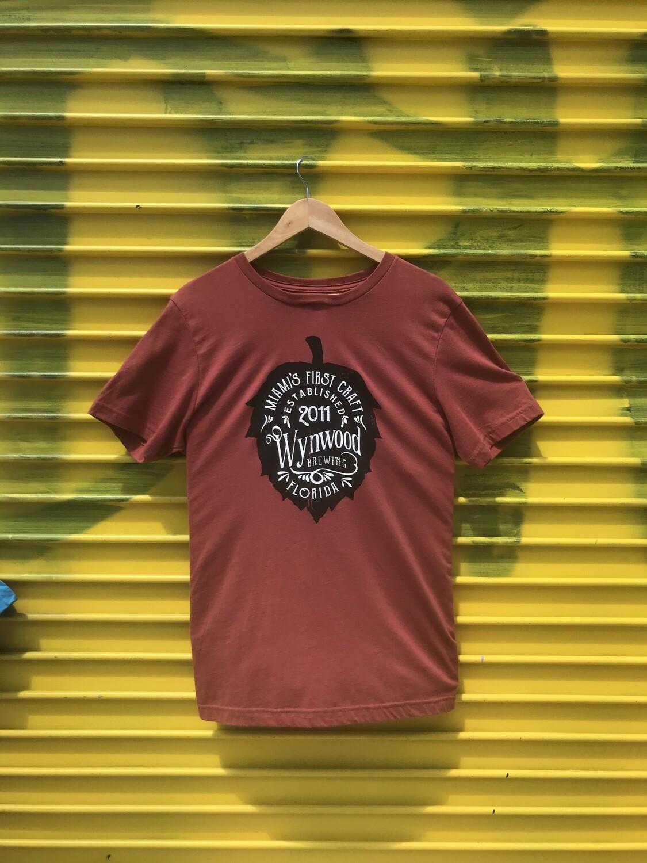 Wynwood Red Hop T-shirt