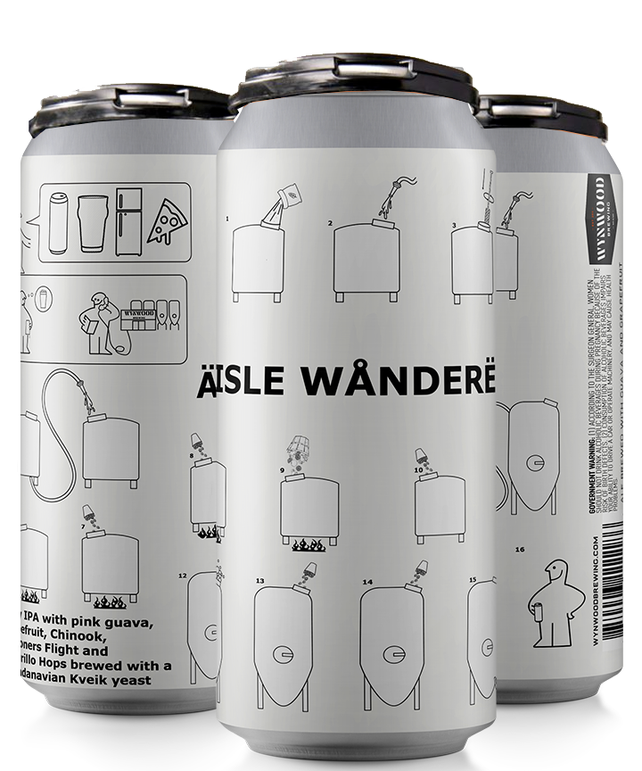 Aisle Wanderer (16oz 4-Pack)