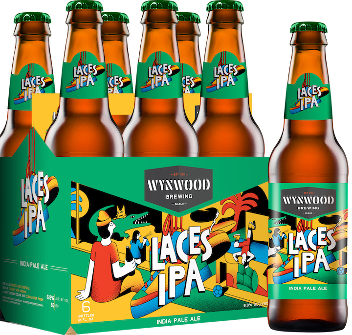Laces IPA (6-Pack)