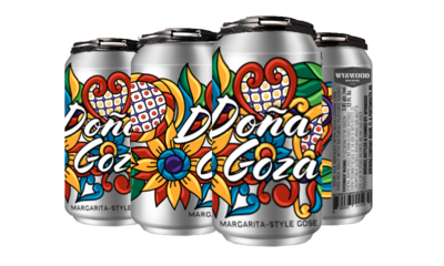 Doña Goza Margarita-Style Gose (6-Pack)