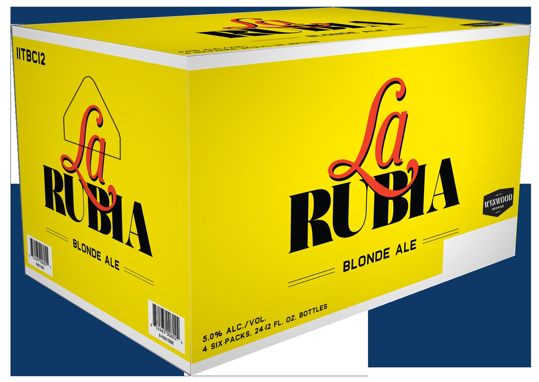 La Rubia Case (4-6 Packs)