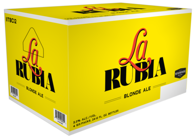 La Rubia Case (4-6 Packs Bottles)