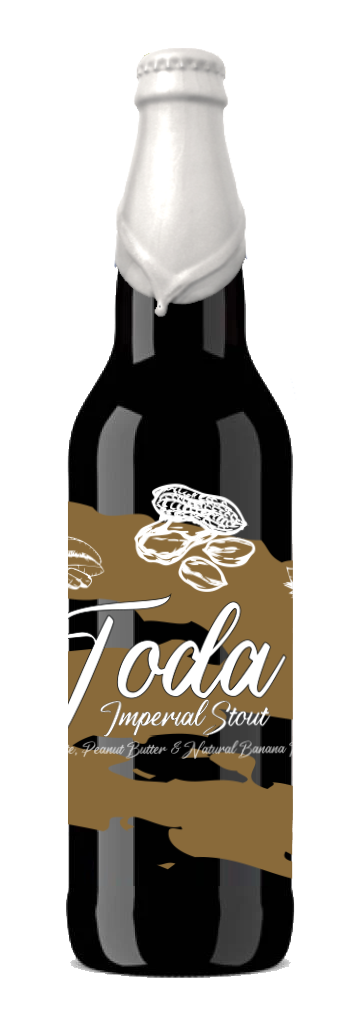 Toda Stout Imperial Stout w/ Banana, Chocolate and Peanut Butter