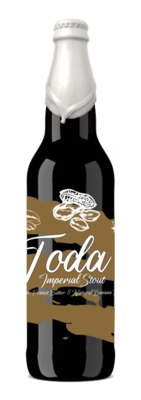 Toda Imperial Stout w/ Banana, Chocolate and Peanut Butter
