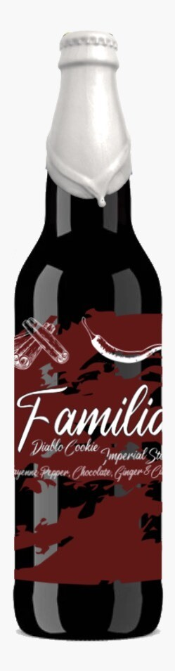 La Familia Imperial Stout w/ Cayenne Pepper, Chocolate and Ginger