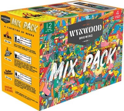 Mix Pack (12-Pack Cans)