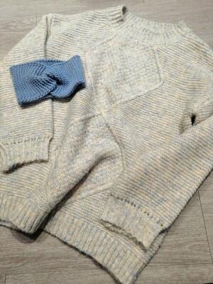 Pullover Melange