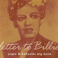Bohuslän Big Band & Jaqee - Letter to Billie