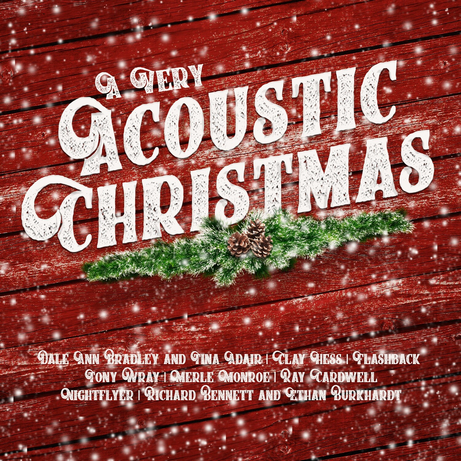 A Very Acoustic Christmas
