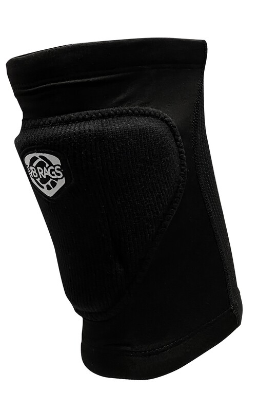 PRO COMPETITION BLACK KNEE PADS (PAIR)