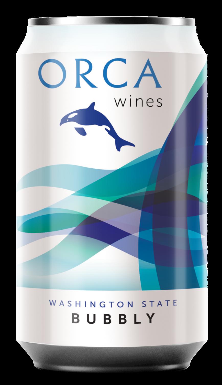 Orca Bubbly Wine