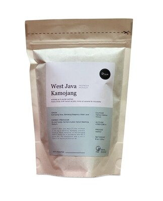 West Java Kamojang