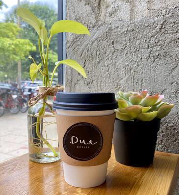 12 oz Brewed Coffee