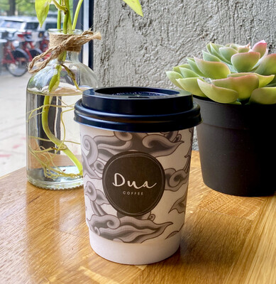 8 oz Brewed Coffee
