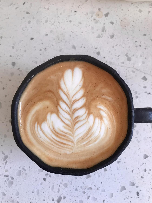 Brown Latte