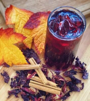 Hibiscus Cider