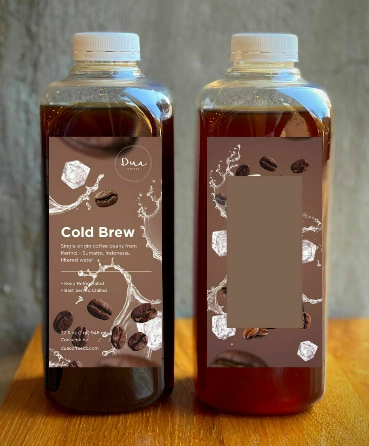 YOUR COLD BREW - 32 oz