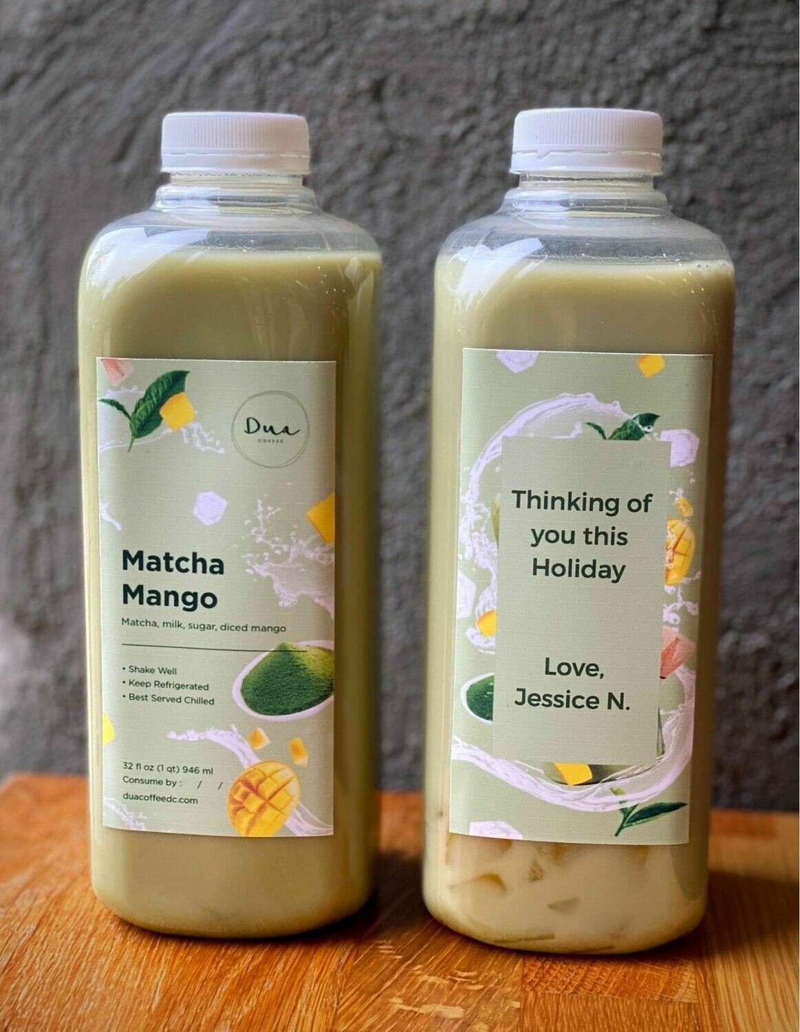 YOUR MATCHA MANGO