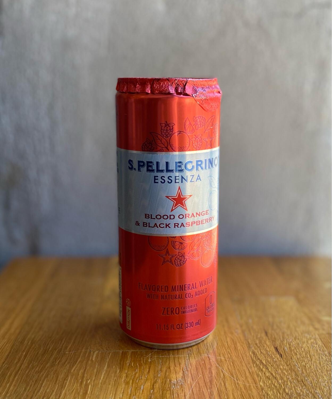 San Pellegrino-Blood Orange & Black Raspberry