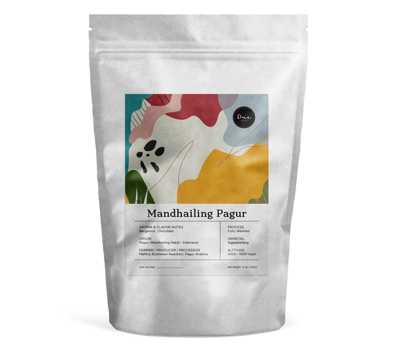 Mandhailing Pagur