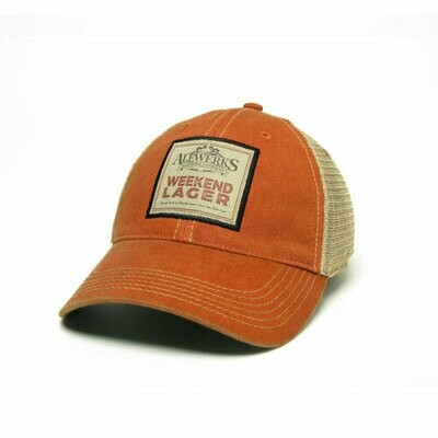Weekend Lager Hat