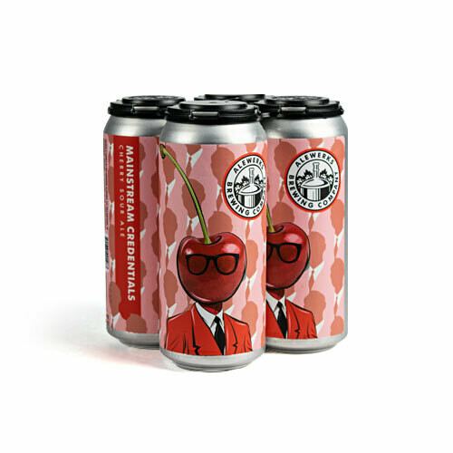 Mainstream Credentials 4-Pack 16oz Cans