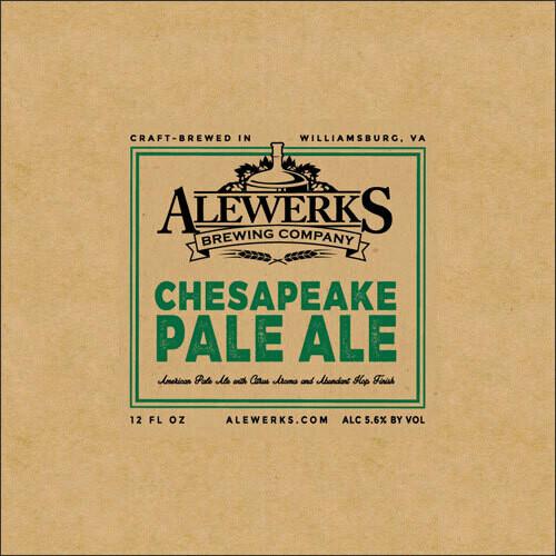 Chesapeake Pale Ale 32oz Crowler