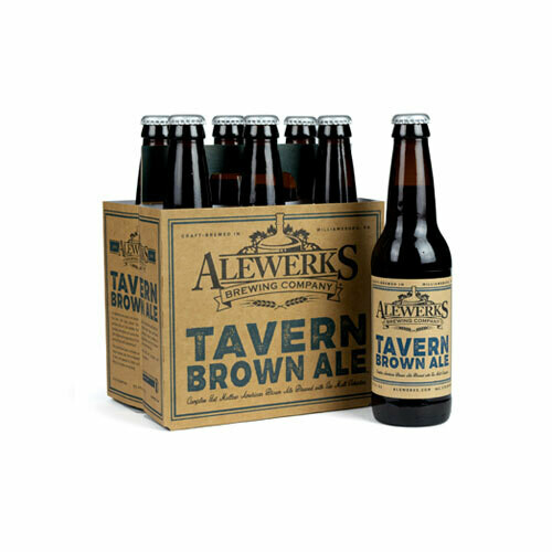 Tavern Brown Ale 6-Pack 12oz Bottles