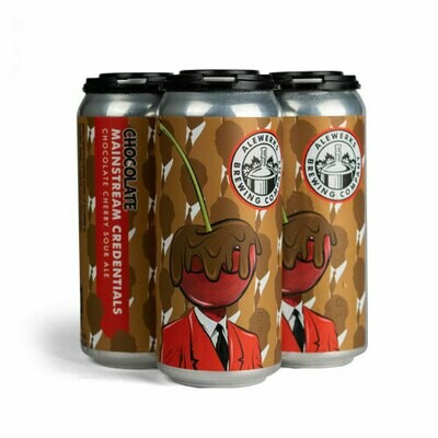 Chocolate Mainstream Credentials 4-Pack 16oz Cans