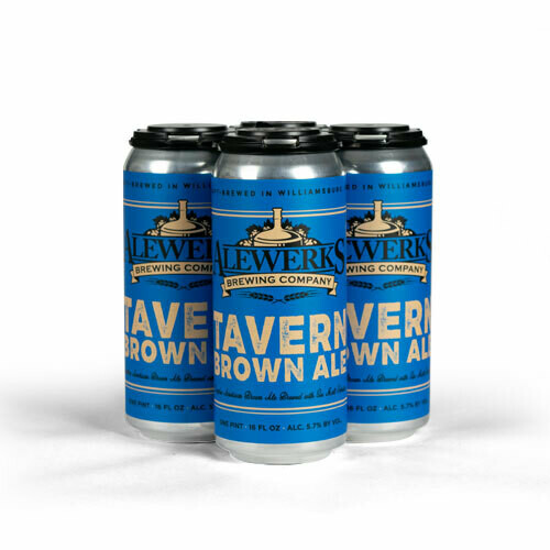 Tavern Brown Ale 4-Pack 16oz Cans